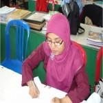 Mengajar Mata Pelajaran AGAMA ISLAM SITI AMINAH, S.Ag